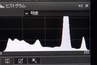 ヒストグラムで見る横浜大桟橋 - フォト・フレーム  - 四季折々 -