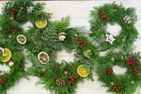 11月25日モミリースレッスン次回12月1日AMは満席、4日PM、9日昼(お子様OK)です。 - 一会 ウエディングの花
