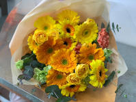 ◉月末◉送別の花束 - ルーシュの花仕事