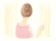 窓辺の人 - そらはなにいろ