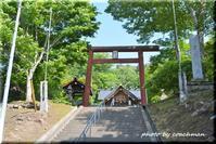 置戸神社狛犬置戸町 - 北海道photo一撮り旅
