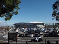 京都->大阪<2日目パナソニックスタジアム> - 小さな幸せにっき