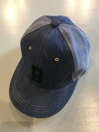 HOLLYWOOD RANCH MARKET / HRR Bワッペン BLUE DENIM BB CAP - Safari ブログ