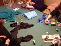 晩秋『ちくちく手縫いの会』ご報告 - MOTTAINAIクラフトあまた 京都たより