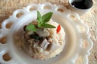 何故、お鍋でカオマンガイを炊くのか?横浜タイ料理教室 - 日本でタイメシ ときどき ***