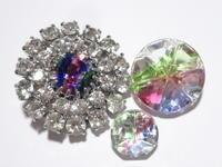 アイリスガラスのボタン - Iris Accessories Blog