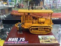Holt75型トラクターと本日の入荷案内 - マルタカヤ模型