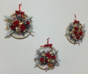 クリスマスとお正月スタート - N+  エヌプラス (ラッピングスクールNOKKO前橋教室)