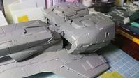 1129 - Hyper weapon models 模型とメカとクリーチャーと……