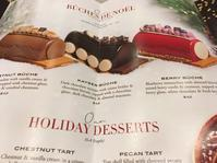クリスマスケーキ マンハッタンメゾンカイザー - NYからこんにちは