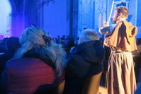 サンティアーゴ巡礼4度 聖アマート、リミニで観劇 - イタリア写真草子 Fotoblog da Perugia