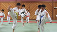 五本蹴り - 子ども空手×杉並 六石門 らいらいブログ