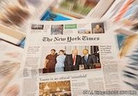 『NYタイムズの100日間』(ドキュメンタリー) - 竹林軒出張所
