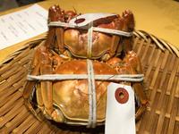 11月28日(水)/神田で上海蟹 - Long Stayer