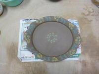 オーバルリム皿のデザイン - サンカクバシ 土と私の日記