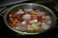 冬瓜で夕飯~♬ - 今夜の夕食