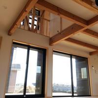 湿気がなく夏は涼しく冬暖かいソーラーシステムそよ風の家完成見学会12月1日2日裾野市御宿 - 自然素材の家造りブログ