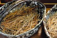 敷き松葉 - ハレの日は椿亭の料理でおもてなし   公式weblog