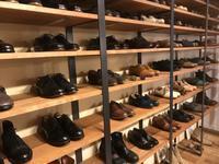 明日12月1日(土)荒井弘史入店日です。 - Shoe Care & Shoe Order 「FANS.浅草本店」M.Mowbray Shop