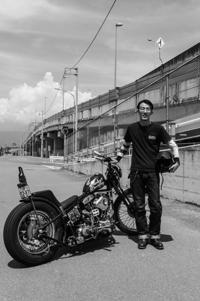 塩澤 礼司 & Harley-Davidson FXE(2018.07.22/YAMANASHI) - 君はバイクに乗るだろう