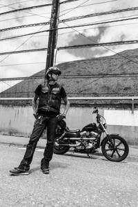 小野寺 香弥 & Harley-Davidson XL1200L(2018. 08.17/ISHINOMAKI) - 君はバイクに乗るだろう