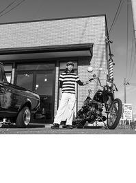 遠藤 賢太郎 & Harley-Davidson WL750(2018. 08.18/FURUKAWA) - 君はバイクに乗るだろう