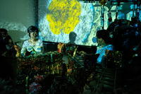 12月16日(日)ライブ「ゆめみるガムラン」withタイムペインティング、ダンス、DJ、バル、珈琲 - ガムランするヒト 音楽するヒト 櫻田素子's diary@blog