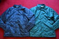 魅惑のキルティングジャケット。 - DAKOTAのオーナー日記「ノリログ」