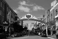 サンディエゴ 街角スナップリスト - 近代文化遺産見学案内所