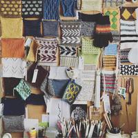 スワッチを楽しむ - セーターが編みたい!