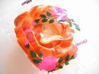 可愛くて美味しい『バラパン』 - ダリア日記帳