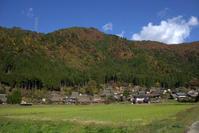 喧騒をすり抜けて空と雲と美山の里 - 京都ときどき沖縄ところにより気まぐれ