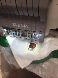 カヌレの置き縫い💛 - go!go!ミシンクラブ