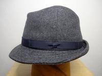メルトントラベラーハット - 帽子店 Chapeaugraphy