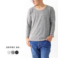 ENTRY SG [エントリーエスジー] GIG MODEL 8.5 [T161U8.5] とても着心地の良いTシャツ・長袖・ [MEN'S] - refalt blog