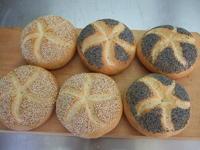 ドイツの食習慣パン - いつも焼きたて