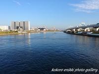 「隅田川」12月1日 - こころ絵日記