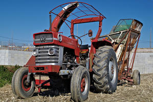 『 Massey-Ferguson MF185 Tractor Ⅱ 』 -