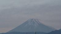 12月1日、我が家から見た富士山と風邪予防法です。 -   心満たされる生活