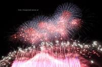 長野市第113回長野えびす講煙火大会に行ってきました。 - 野沢温泉とその周辺いろいろ2