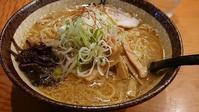 麺屋つくし(富山市)~札幌ラーメン王道のすみれ系 - 人生折り返し地点。さぁ、どこ行こう?