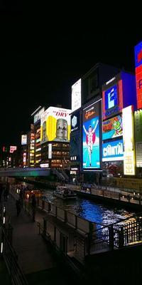 大阪の夜景御堂筋イルミネーション恵那すや栗きんとん - おでかけごはん