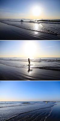 2018/12/01(SAT) 12月に入った海辺は寒くないなぁ〜 - SURF RESEARCH