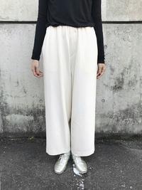 yangany ギャザーワイドパンツ - suifu