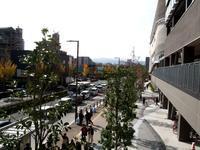 マークイズ福岡ももち開業後初めての休日(勤労感謝の日) - 車いすで街へ 踏み出そう車輪の一歩 改善活動