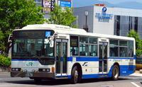 ジェイアールバス関東 KC-MP747K - 研究所第二車庫