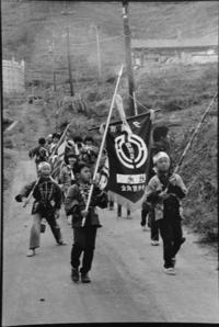 80年代夕張136・炭山祭り - 萩原義弘のすかぶら写真日記