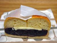 オーブン『ベーグルサンド【あんバター】』 - もはもはメモ2
