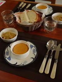 Boeuf au paprika a la hongroise et Souffle de saumon - Baking Daily@TM5