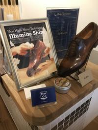 年末年始営業に関してのお知らせ - Shoe Care & Shoe Order 「FANS.浅草本店」M.Mowbray Shop